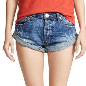 One Teaspoon Pacifica Bandits Shorts